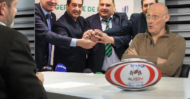 La Fédération Française continue de soutenir la Fédération algérienne de rugby