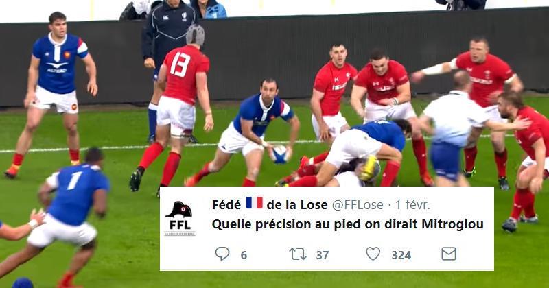 La Fédération Française de la Lose se régale (encore) des déboires du XV de France