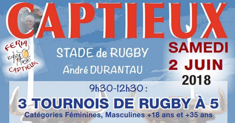 La féria Rugby y Toros fête ses 25 ans du 1er au 3 juin à Captieux