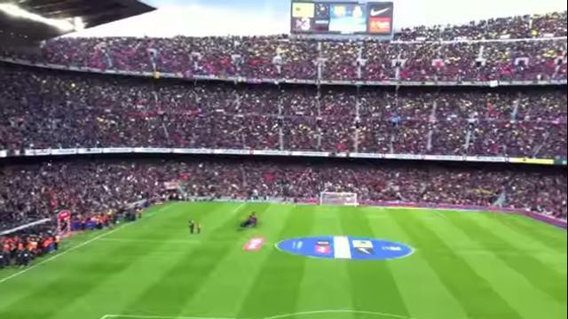 La finale du Top 14 2016 au Camp Nou de Barcelone ?