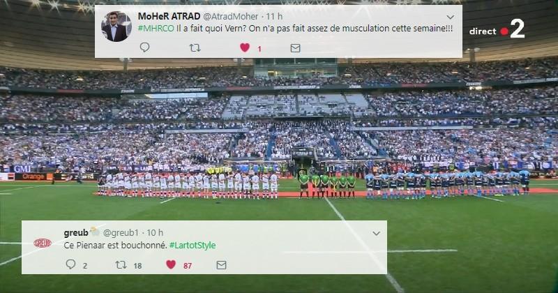La finale du Top 14 Montpellier vs Castres vue par les réseaux sociaux