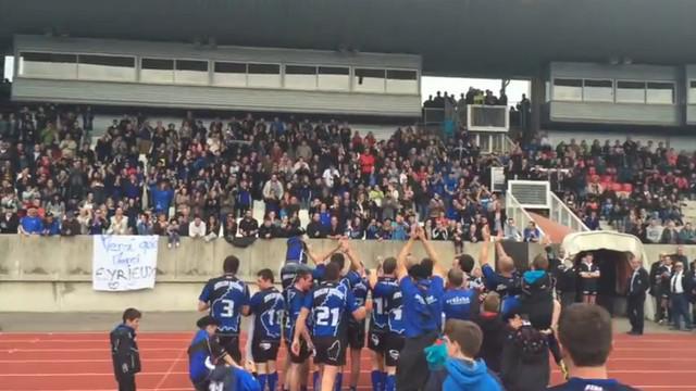 VIDEO. Rugby Amateur #55. La folle journée d'un supporter de Montmartre à Pompidou