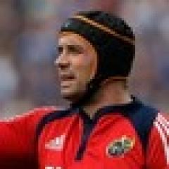 La fourchette d'Alan Quinlan lors de Leinster vs Munster
