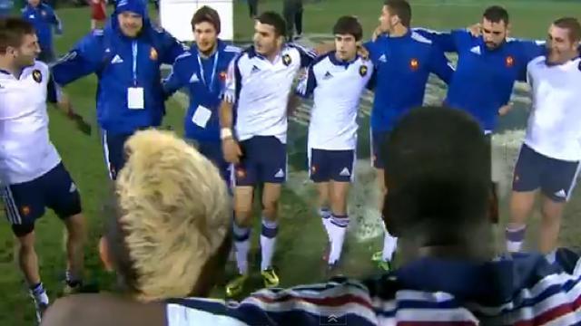VIDEO. Coupe du monde - 20 ans : la France domine le Pays de Galles au bout du suspens