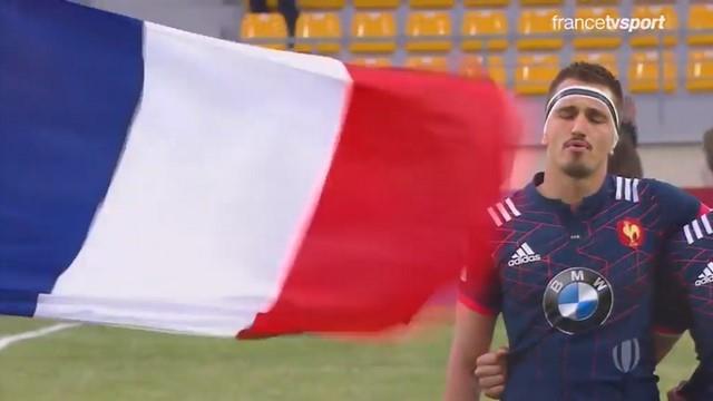RESUME VIDEO. Championnat du monde U20. La France rate le coche face aux Baby Boks
