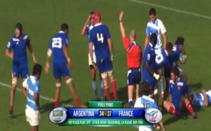 VIDEO. Les Bleuets déchaînés arrachent la 5e place de la Coupe du monde des - 20 ans