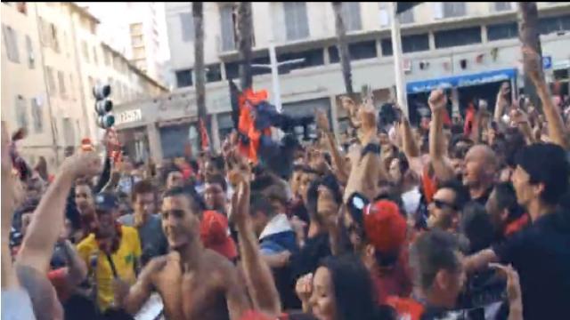 VIDEO. H Cup - Finale. La folie dans les rues de Toulon après la victoire du RCT en H Cup
