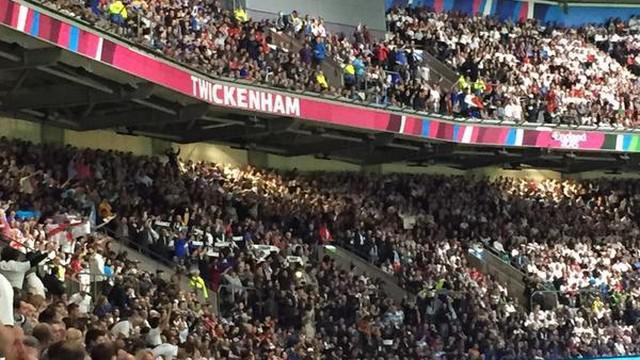 AUDIO. Coupe du monde. Quand la Marseillaise retentit à Twickenham lors d'Angleterre-Fidji