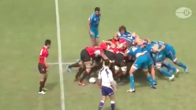 VIDÉO. Le Japon atomise la mêlée de l'Italie... et remporte une nouvelle victoire de prestige (26-23)