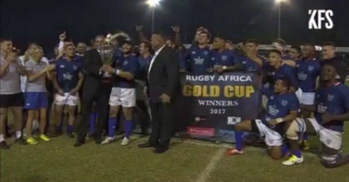RÉSUMÉ VIDÉO. La Namibie remporte la Coupe d'Afrique, la Tunisie sa première victoire