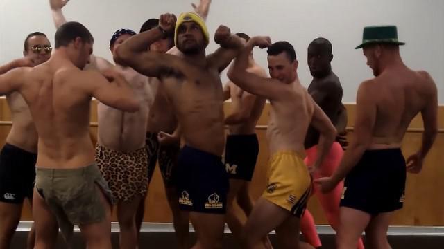 VIDEO. INSOLITE. La parodie déjantée de Shake It Off par les joueurs du Michigan Rugby