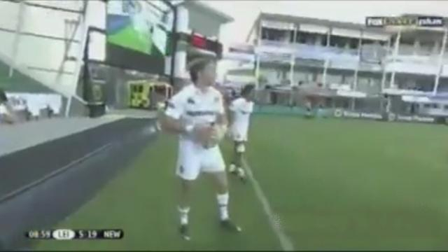 VIDEO. Premiership 7s Series. L'incroyable passe de quarterback signée Blaine Scully