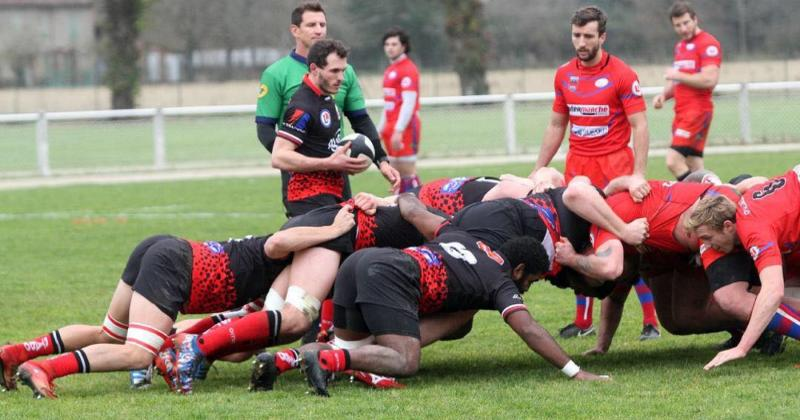 La passion du rugby plus forte que les épreuves : la belle histoire de Gilen Queheille