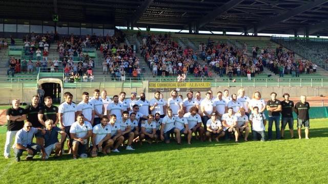 Pro D2 - Montauban dévoile ses nouveaux maillots pour 2016-2017