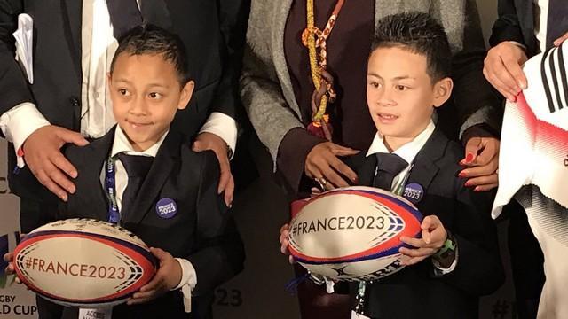 Coupe du monde 2023 - La présence des enfants de Jonah Lomu au grand oral de la France était-elle déplacée ?
