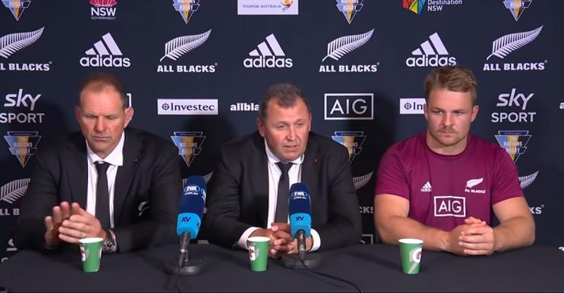 La presse étrangère allume les All Blacks, Foster sommé de partir après la défaite face aux Pumas
