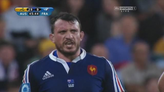 La presse étrangère juge la prestation du XV de France en Australie (50-23)