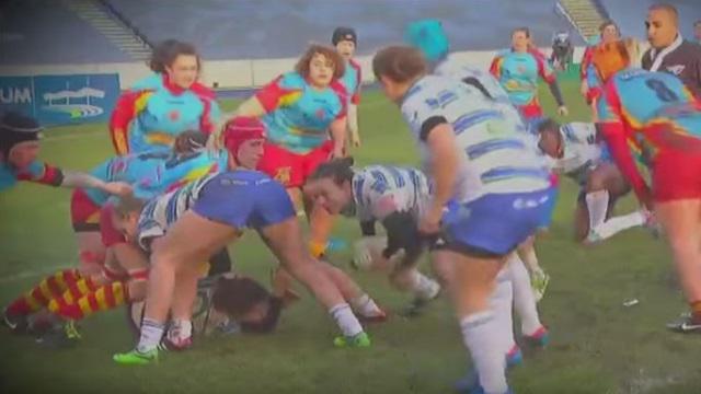 VIDEO. La réforme fédérale du rugby féminin inquiète les clubs, la FFR répond