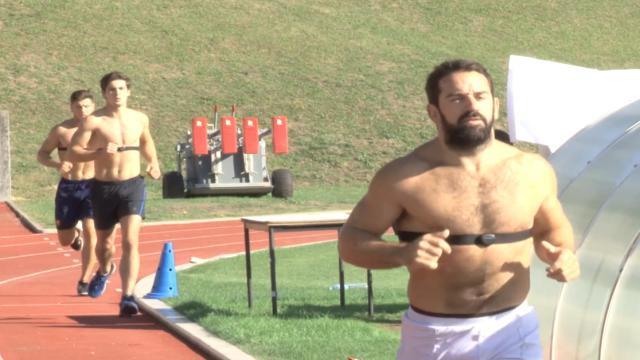 VIDEO. Jeux Olympiques : c'est la rentrée pour France 7