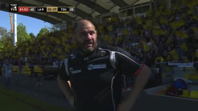 VIDÉO. La Rochelle arrache la victoire contre le RCT après une fin de match épique (32-29)