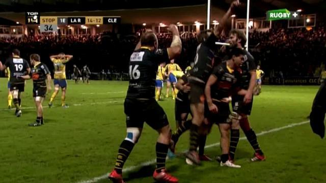VIDÉO. La Rochelle arrache la victoire face à Clermont dans une ambiance extraordinaire