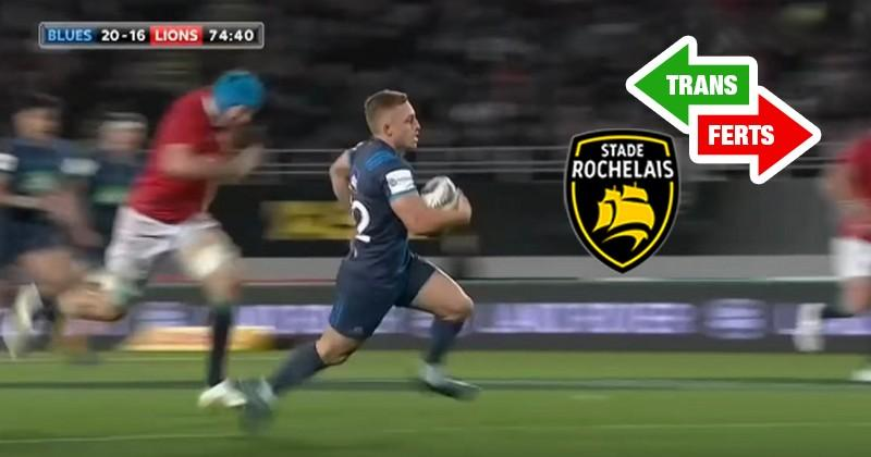 TRANSFERT. Top 14 - La Rochelle officialise un Maori All Black et un Columérin