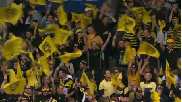RESUME VIDEO. Pro D2 - Finale. La Rochelle domine Agen au terme d'une rencontre folle