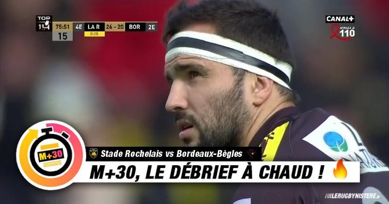 Top 14 - 22e journée. La Rochelle vs UBB. Le M+30 du Rugbynistère