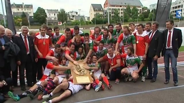 VIDÉO. La sélection Côte Basque-Landes remporte la Coupe de la Fédération