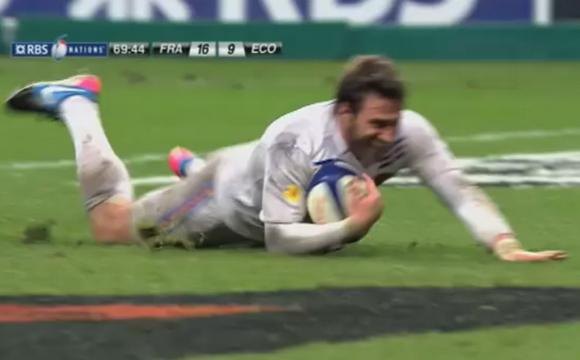 FLASHBACK. 2013. La seule victoire du XV de France dans le 6 nations face à l'Ecosse