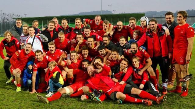 VIDEO. Reportage au cœur de l'équipe nationale suisse, promue en 1ère division du championnat d'Europe