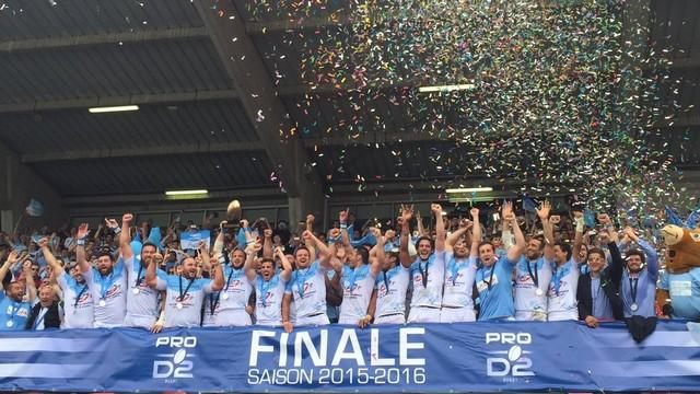 RÉSUME VIDÉO. Pro D2. Bayonne domine Aurillac en finale d'accession au Top 14