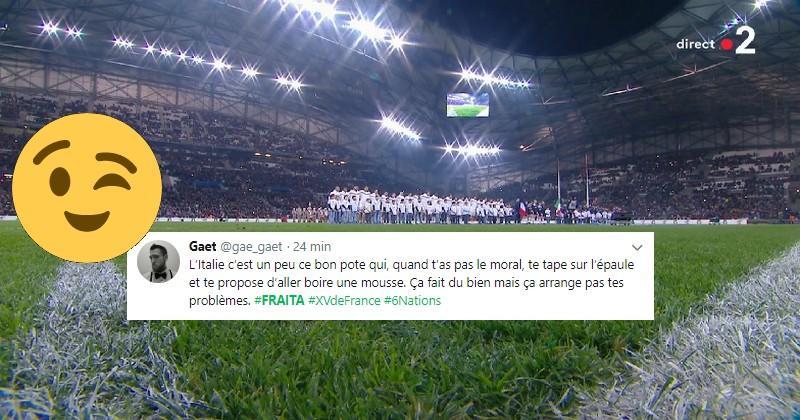 6 Nations 2018. La victoire de la France sur l'Italie vue par les réseaux sociaux