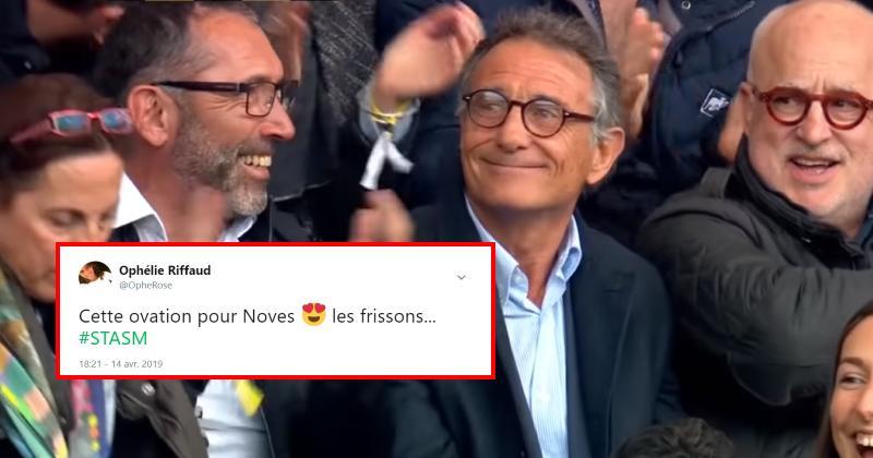 La victoire du Stade Toulousain au bout du suspense face à Clermont (47-44) vue par Twitter