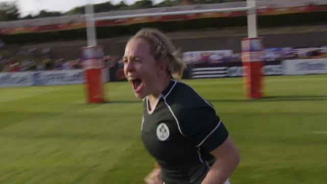 Resume video coupe du monde de rugby f minin la victoire historique de l 39 irlande sur la - Coupe du monde historique ...