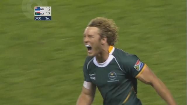 VIDEO. Jeux du Commonwealth : La victoire historique de l'Afrique du Sud face à la Nouvelle-Zélande en finale