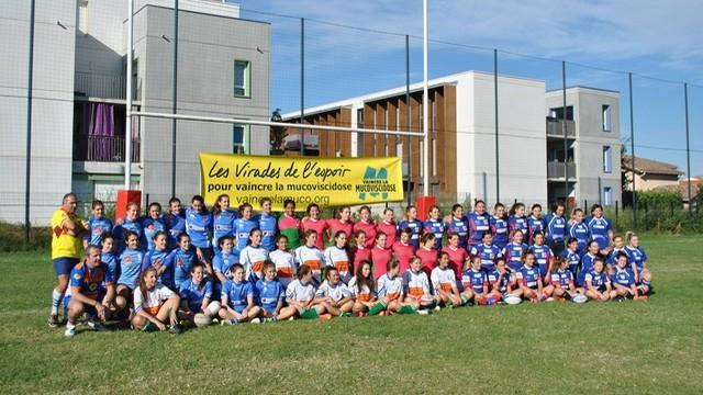Jouez au rugby pour combattre la mucoviscidose avec les Virades de l'Espoir