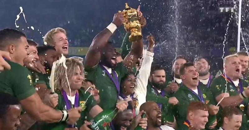 L'Afrique du Sud est le premier champion du monde... à avoir perdu un match de poules !