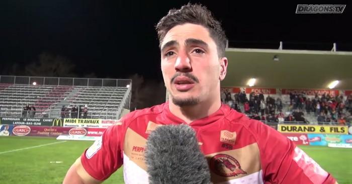 Rugby à XIII - L'AFLD rejette l'appel de l'international Tony Gigot et confirme sa suspension de deux ans