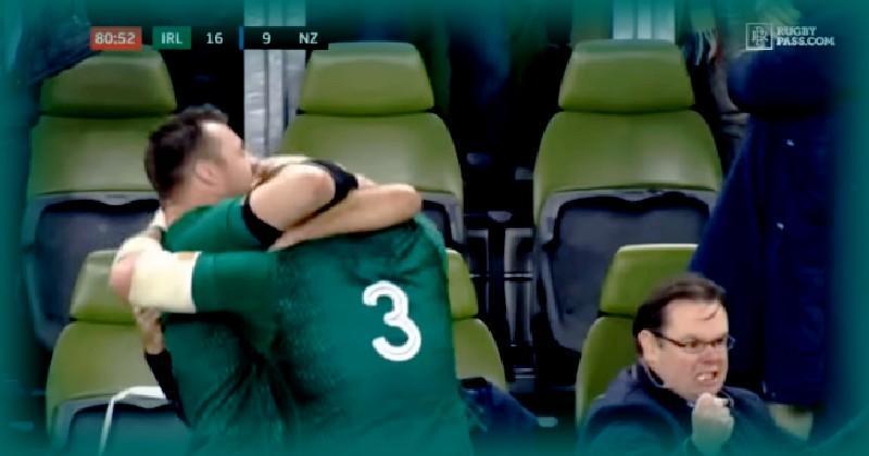 L'année exceptionnelle de l'Irlande résumée dans une vidéo épique