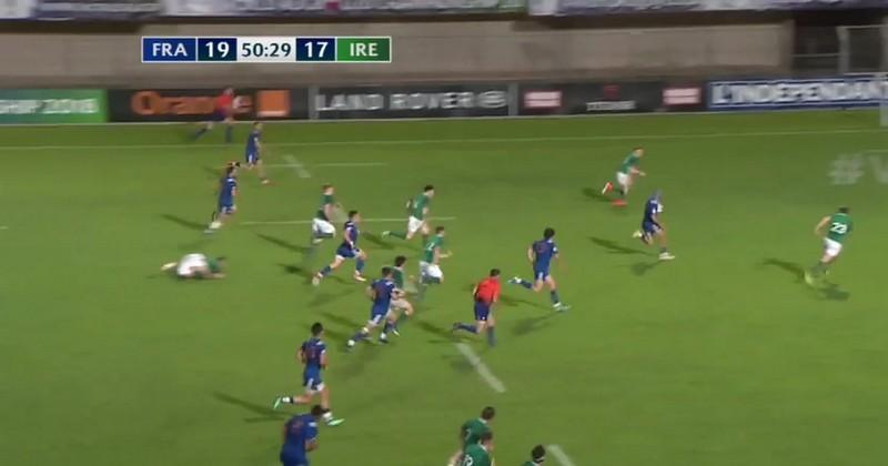 RÉSUMÉ VIDÉO. Coupe du monde U20. Laporte déchire la défense irlandaise pour le doublé de Marty