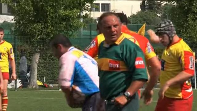 La vie du rugby amateur : L'Arbitre