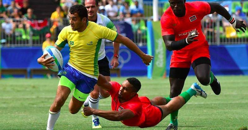 De Bizanos au Brésil, Laurent Bourda-Couhet vise maintenant la Coupe du monde 2023