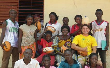Laurent Javerzac : globe-trotter amoureux du rugby et du partage