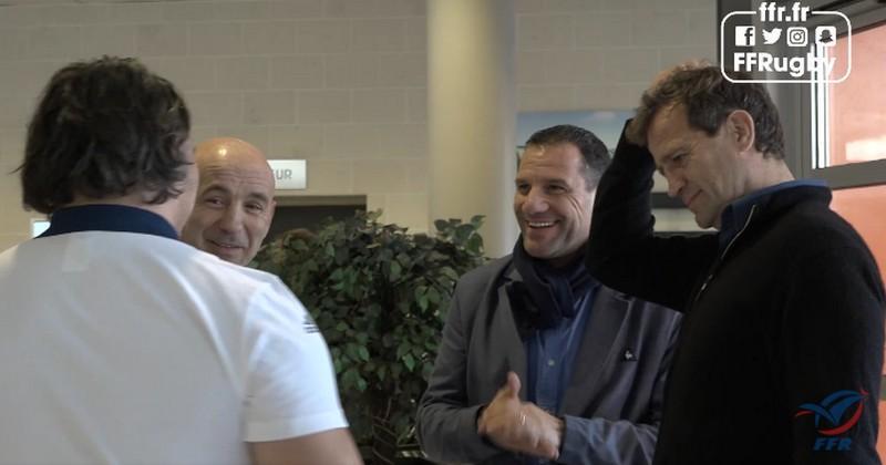 XV de France - Laurent Labit une nouvelle fois sollicité pour intégrer le staff
