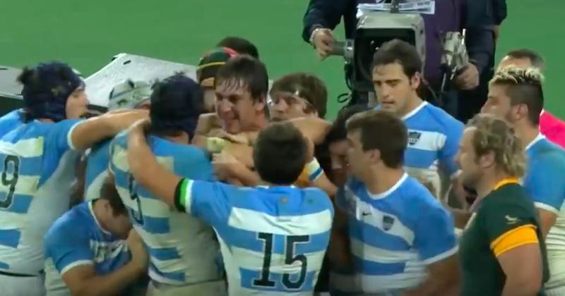 Rugby Championship - L'Argentine retrouve Creevy et Urdapilleta sur le banc pour affronter les Springboks