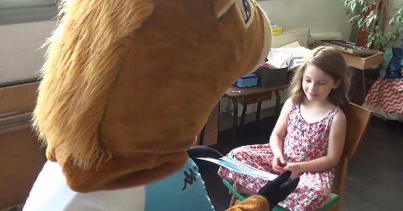 L'Aviron Bayonnais offre un abonnement à vie à sa meilleure supportrice, Zoé, 5 ans [VIDÉO]