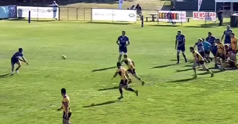 VIDEO. Le beau jeu n'est pas mort : le Queensland Country nous montre ce qu'est le rugby