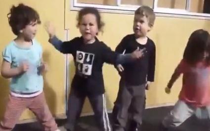 VIDEO. Le bébé haka, vous connaissez ?