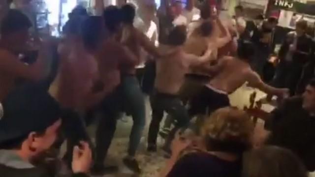 VIDEO. INSOLITE. Le Boitsfort Rugby Club fait tomber le t-shirt pour fêter son titre sur la musique de Fort Boyard